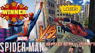 Breaking Down Why Spider-Man PS4's NEW Web-Swinging is GUARANTEED to Beat Spider-Man 2's!!!