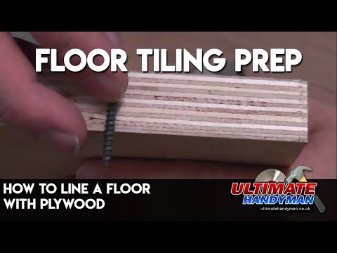 how-to-line-a-floor-with-plywood