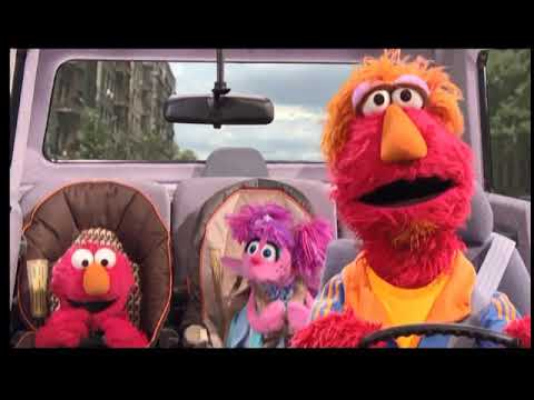 Sesame Street Elmo Travel Song And Game 1