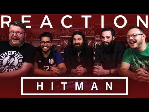HITMAN 2 Announce Trailer REACTION!!