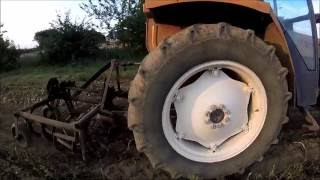 arrachage de pommes de terres gopro