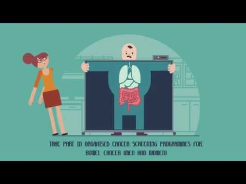 European Code Against Cancer - 12 ways to reduce your risk!