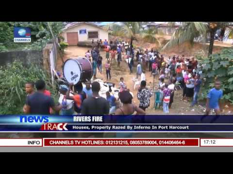 Houses, Property Razed By Inferno In Port Harcourt