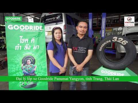 Đại lý lốp ô tô, lốp xe tải Goodride - Panumat Yangyon