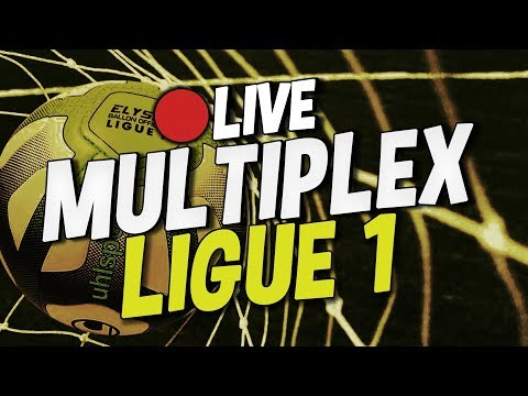 🔴 LIVE STREAM ▸⚽️ MULTIPLEX LIGUE 1 EN DIRECT - STRASBOURG, LILLE, TOULOUSE...