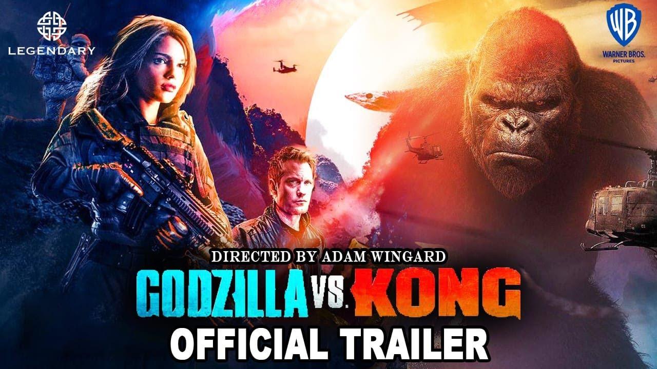 GODZILLA VS. KONG (2020)   21 Interesting Facts   MonsterVerse Movie   - YouTube