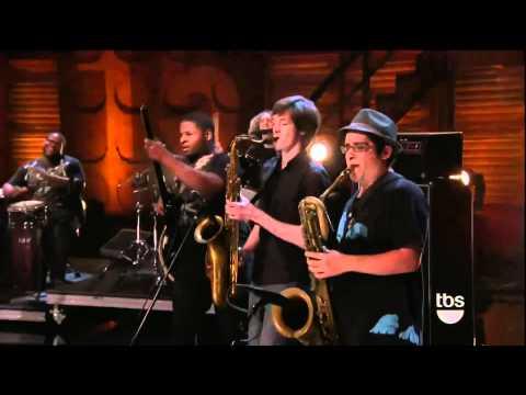 Trombone Shorty Do To Me on Conan 0815