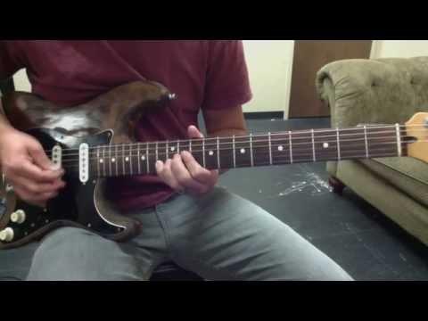 Matt Redman - Mercy - Guitar 1 Tutorial