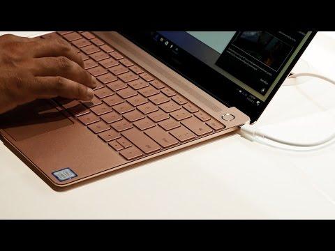Первый обзор ноутбуков Huawei (X, D, E)