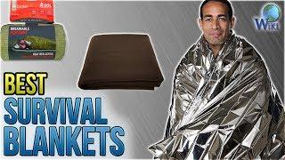10 Best Survival Blankets 2018