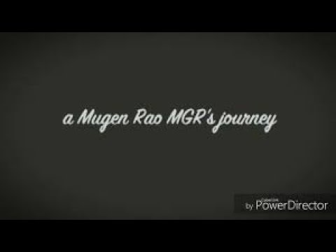 Pogiren Lyrics Mugen Rao Mgr