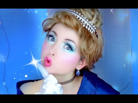 Disney's Cinderella Princess Makeup ♥
