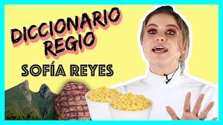 Diccionario regio con Sofía Reyes Video