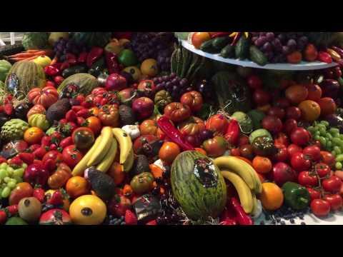 Fruit Logistica Cornucopia Display Feb 2017