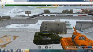Tanki online Shaft m1 viking m1 gameplay II_S-H-A-F-T_II #2