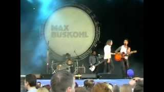 MAX BUSKOHL - Harder To Breathe
