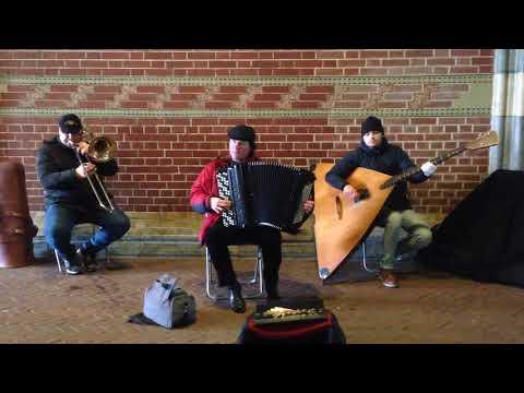 Winter - Vivaldi Street Band at Rijksmuseum Amsterdam