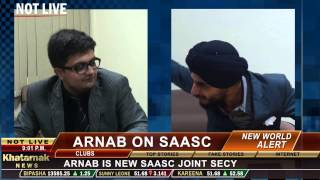 News Hour with Arnab at PEC