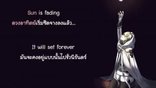 Owari No Seraph ED - scaPEGoat [Thai Sub]