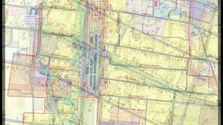 DIY:Детальный план территории. Урок 2. Схема существующих ограничений.