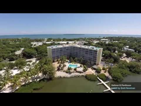 Florida Keys Real Estate - Harbour 92 Penthouse, Tavernier - Brett Newman, Coldwell Banker