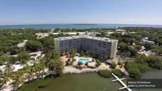 Florida Keys Real Estate - Harbour 92 Penthouse, Tavernier - Brett Newman, Coldwell Banker