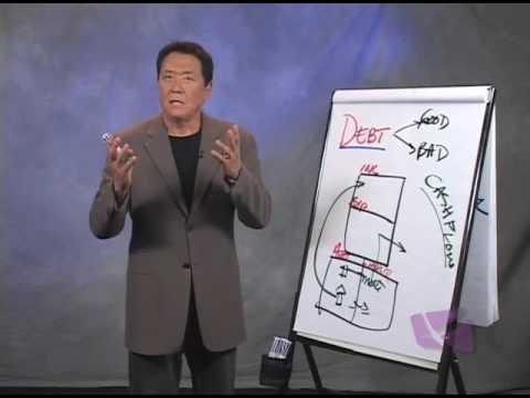 Rich Dad's Wealth Masters Bonus #5   Good Debt vs  Bad Debt