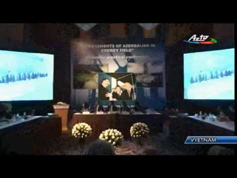 The achievements of Azerbaijan in the field of energy (25 November 2014)