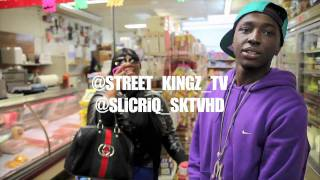 106 and Park Moon talks about his next move w/ Street Kingz TvHD