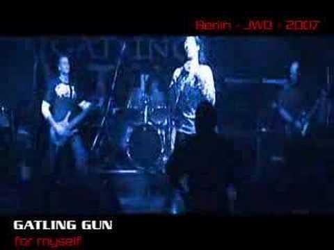 Jwd Berlin gatling gun for myself live jwd berlin