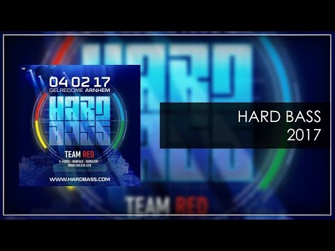 Team Red @ Hard Bass 2017 | Warm-Up Mix [DOWNLOAD NOW!]