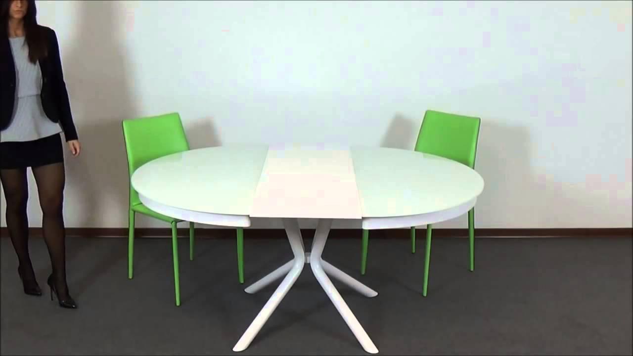 Calligaris tavolo allungabile idee per l 39 interior design for Tavolo rotondo allungabile calligaris