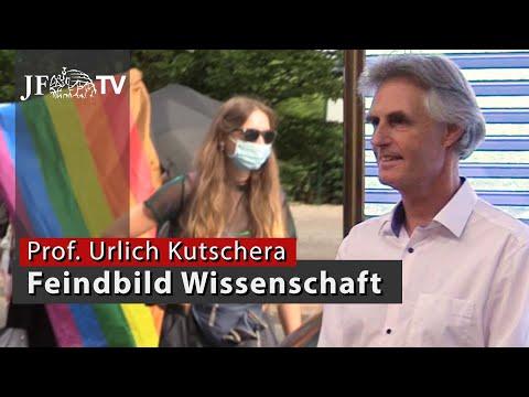 Feindbild Wissenschaft - Der Fall des Professor Ulrich Kutschera (JF-TV Reportage)