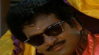 Minor Raja Movie Scenes - Shobana sister in law critizing Aagadu Rajendra Prasad - Brahmanandam