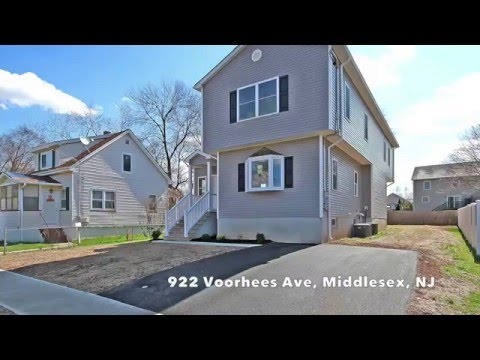 922 Voorhees Ave, Middlesex, NJ 08846