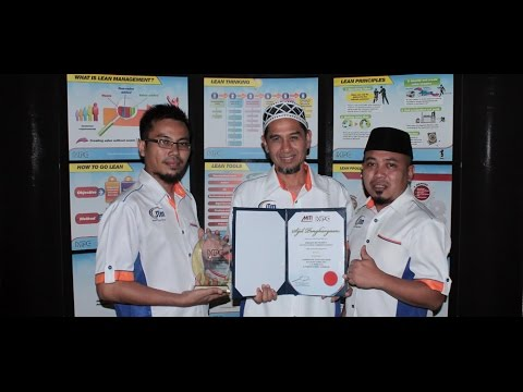 ILP Jitra Metalmelts ICC Team Excellence 2016
