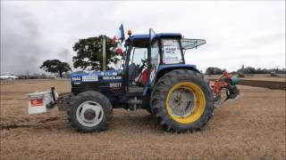 63rd World Ploughing Contest - Saturday 10th September 2016 - at Crockey Hill, near York, England.