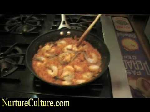 Garides Saganaki - Greek Shrimp Cocktails