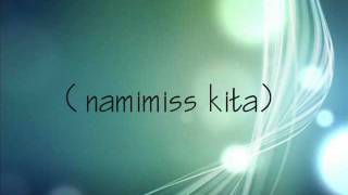 Mamimiss kita RAP w/ Lyrics
