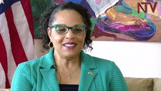 Exclusive interview with US ambassador to Uganda Natalie E. Brown   ON THE SPOT