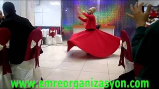 SEMAZEN GÖSTERİSİ/EMRE ORGANİZASYON 0530 523 83 70