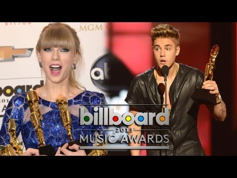 Taylor Swift BEATS Justin Bieber for Artist of the Year 2013 Billboard Music Awards