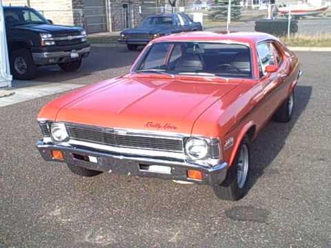Ray Skillman Chevy >> Deans 1972 rally nova - for sale?? - YouTube