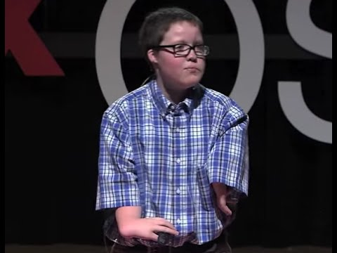 The Disability Conversation | Ben Myers | TEDxOStateU