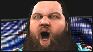 WWE 2K15 | Best Moments of Universe Mode | #04
