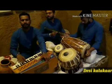Folk artists Performs wonderful at Amritsar Haveli..Must Watch..
