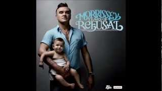 "Morrissey ""Something Is Squeezing My Skull"""
