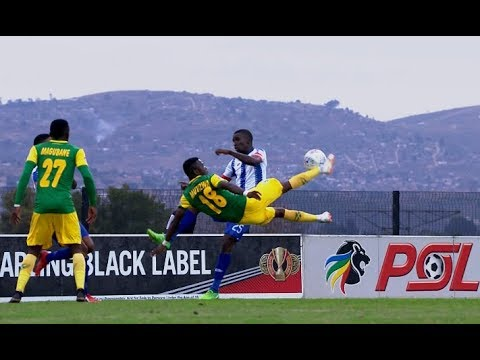 Knox Mutizwa superb goal vs Maritzburg United | Absa Prem 2018/19