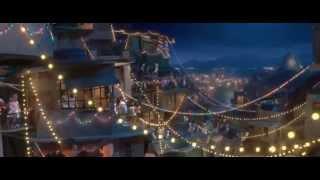 «Рио 2» (2014) смотреть онлайн новый мультфильм про Голубчика и Жемчужинку.