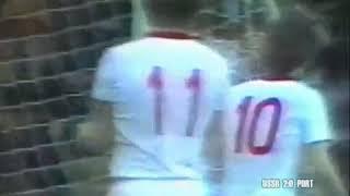 СССР 5 0 Португалия Отбор ЕВРО 1984